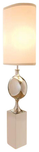 Big Pill Lamp, Nickel