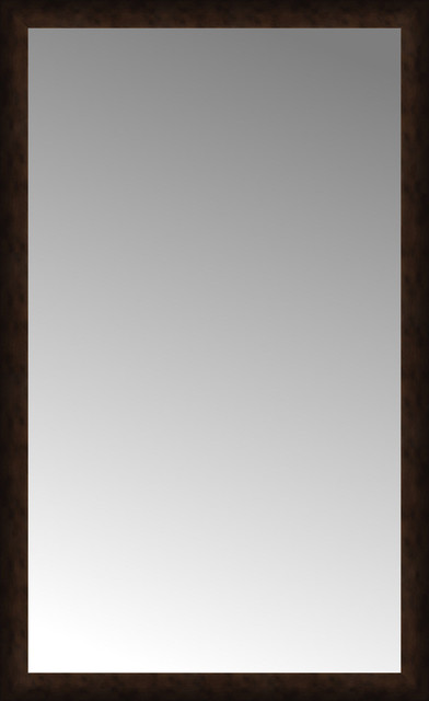40 Quot X65 Quot Custom Framed Mirror Transitional Wall Mirrors