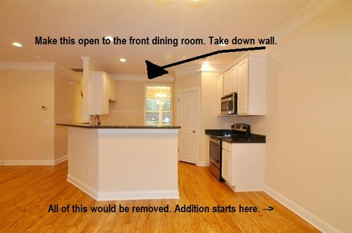 Kitchen Addition Cost Estimate