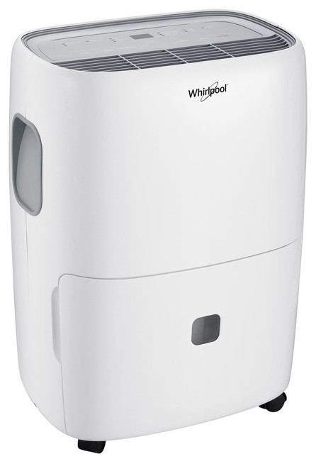 Whirlpool Energy Star 70-Pint Dehumidifier With Built-In Pump.
