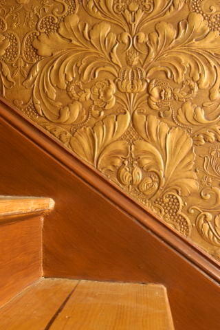Neo Classical Foyer area executed in the traditional style. - Traditional - DC Metro - by Jones ...