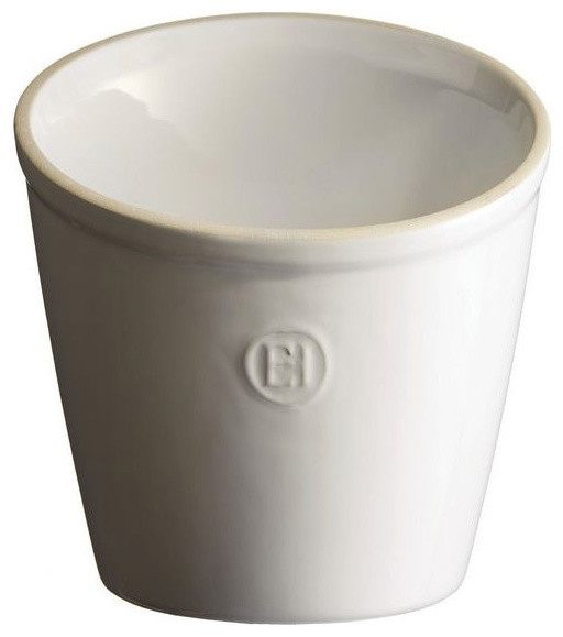 Utensil Pot, Flour White