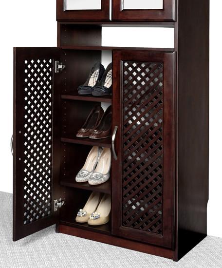 Shoe Organizers For Closets: Closet Organizers Shoe Rack