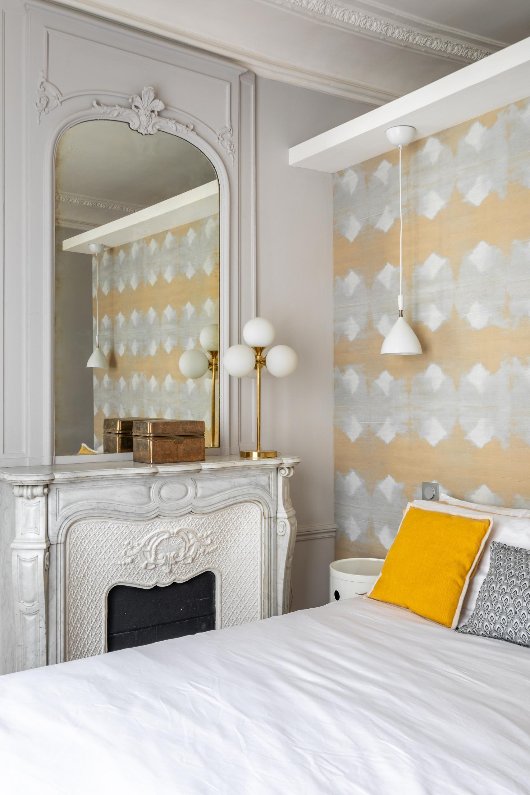 Appartement Pompe 160m2 à Paris 16ème - Contemporain