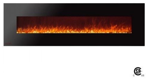 """Superior 45"""" Direct Vent Electronic Ignition Fireplace, Liquid Propane"""