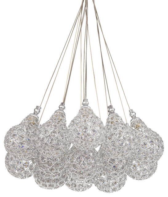 Ideal Contemporary Chandeliers by Tomia Crystal Chandeliers SALE