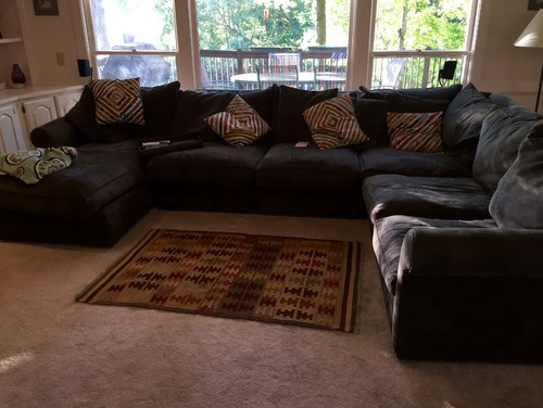 Rug And Sectional For Living Room