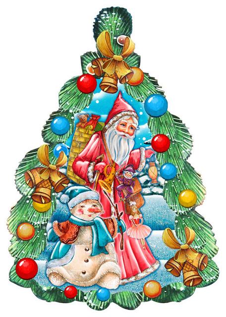 Christmas Arrival Door Hanger.