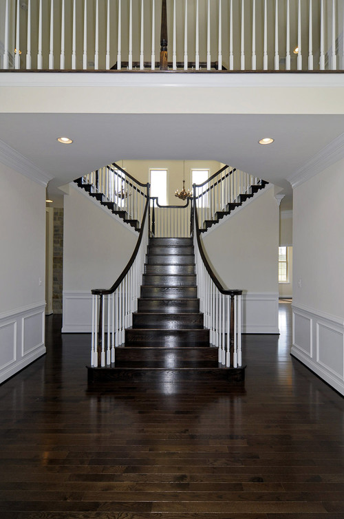 What Is The Name Of This Type Of Stairs?