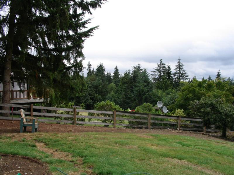 Suburban Country Landscape