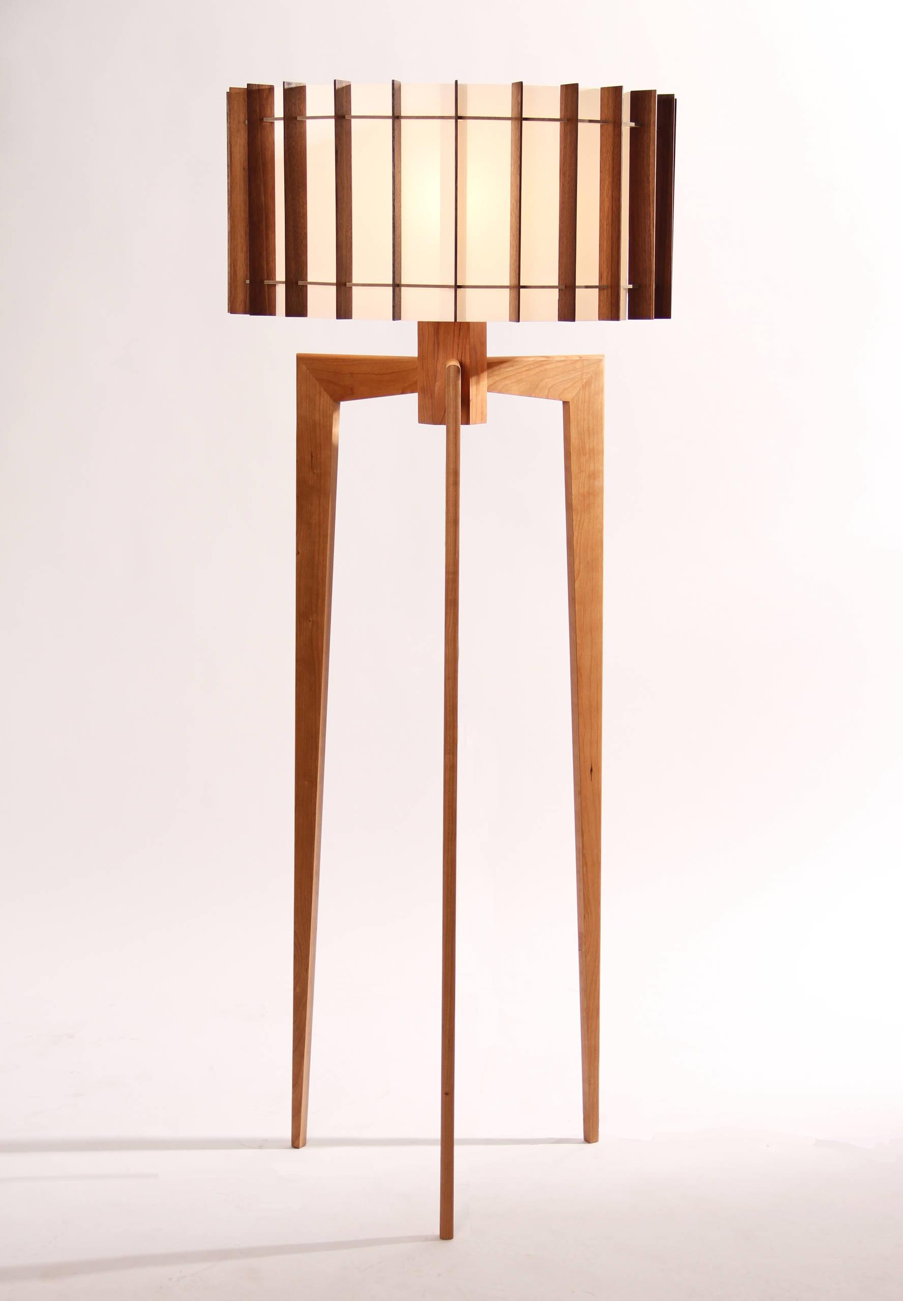 Swedish Floor Lamp