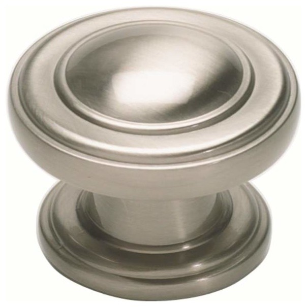 brushed nickel cabinet hardware