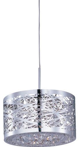 E21306-10PC ET2 Lighting Inca 1-Light Mini Pendant