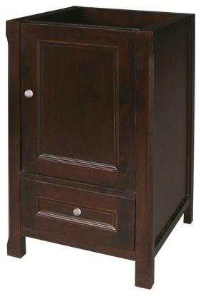 Ronbow Corp Ronbow Juliet Solid Wood 18 Quot Vanity Cabinet