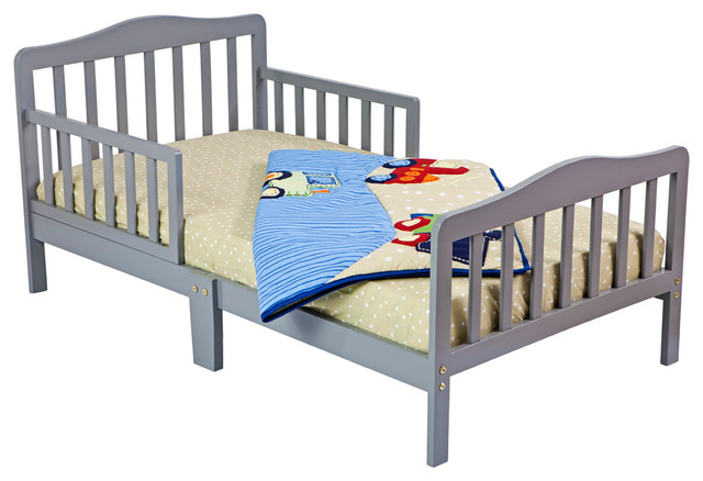dom family dream on me classic design toddler bed gray toddler beds