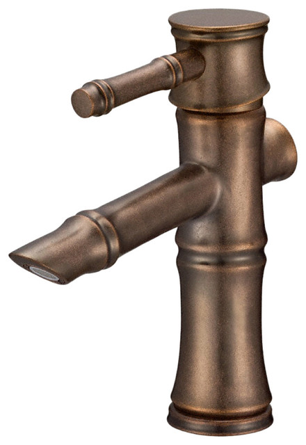 "danze drbd distressed bronze "" center faucet  modern, Home design"