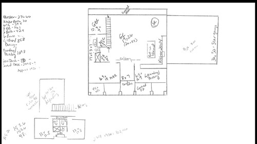 Rough Draft Of Building Plans Thoughts