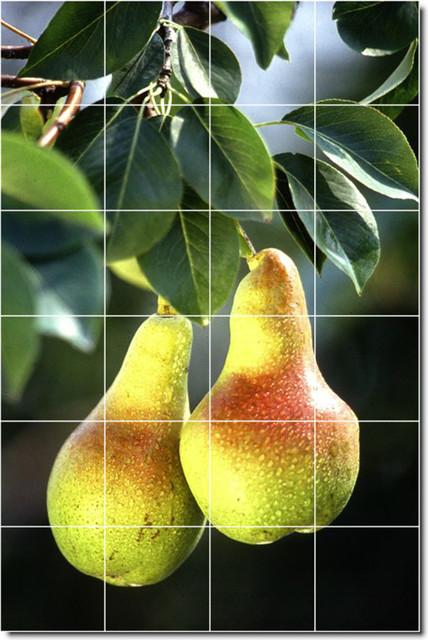 Fruits Vegetables Photo Kitchen Tile Mural 23, ...