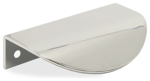 Schwinn Z245 Tab Pull, Polished Chrome, 64mm - Contemporary - Cabinet And Drawer Handle Pulls ...