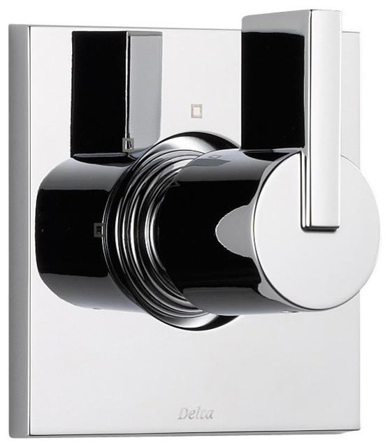 Delta Faucet T11861 Compel 3 Function Diverter Chrome