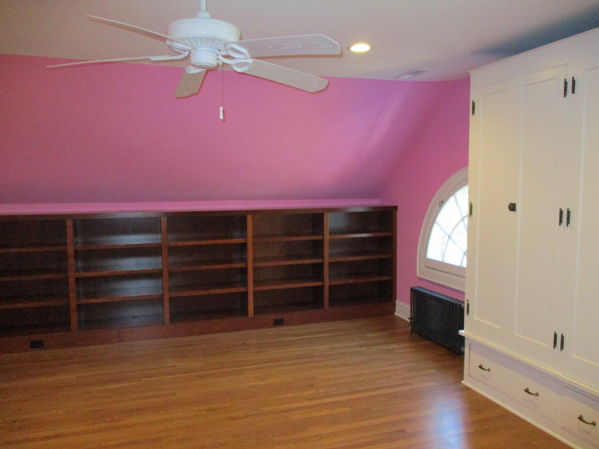 3rd Floor Library