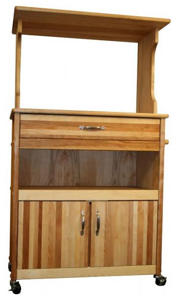 Catskill Craftsmen Microwave Cart