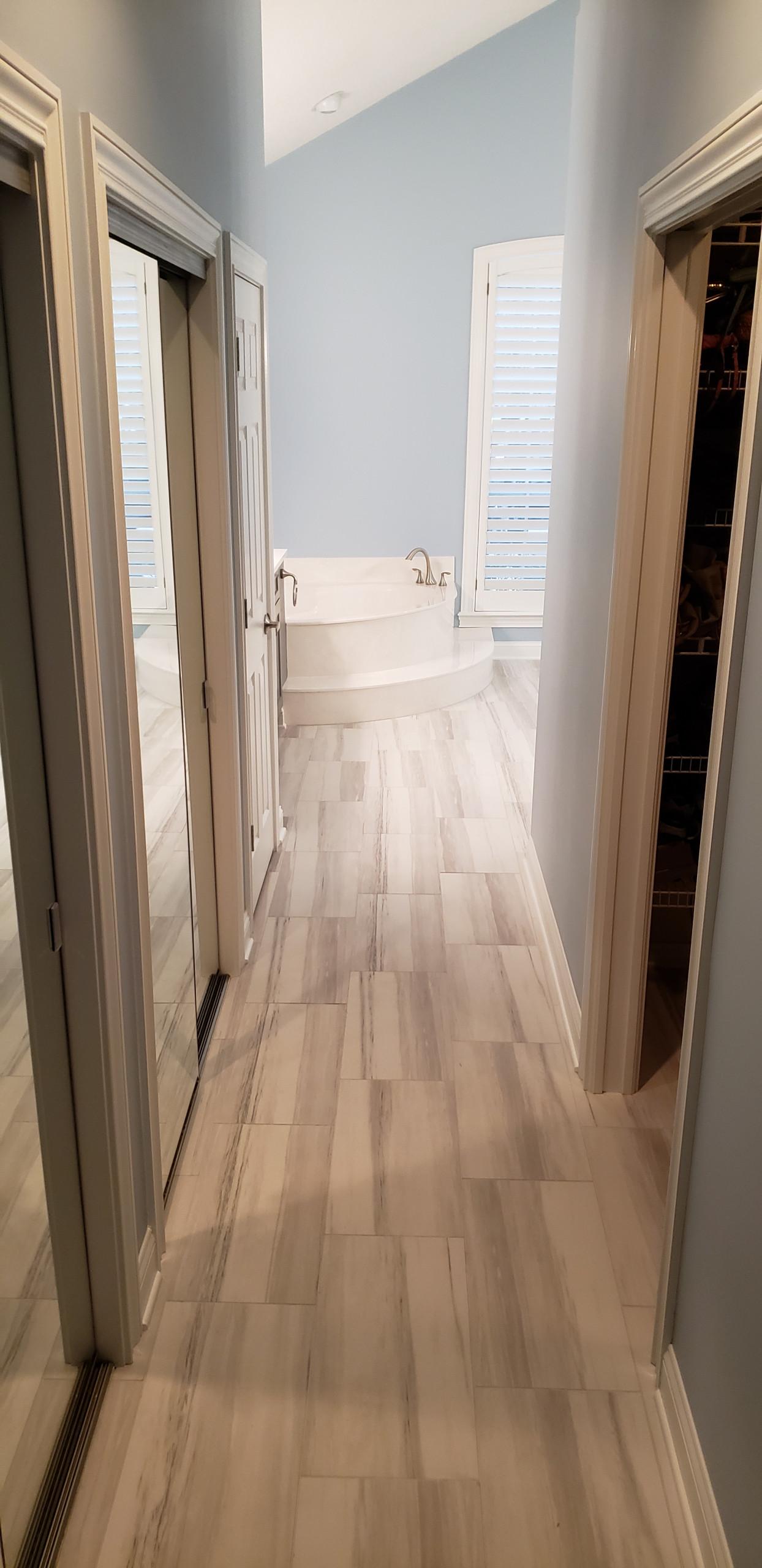 Full Bathroom Renovation