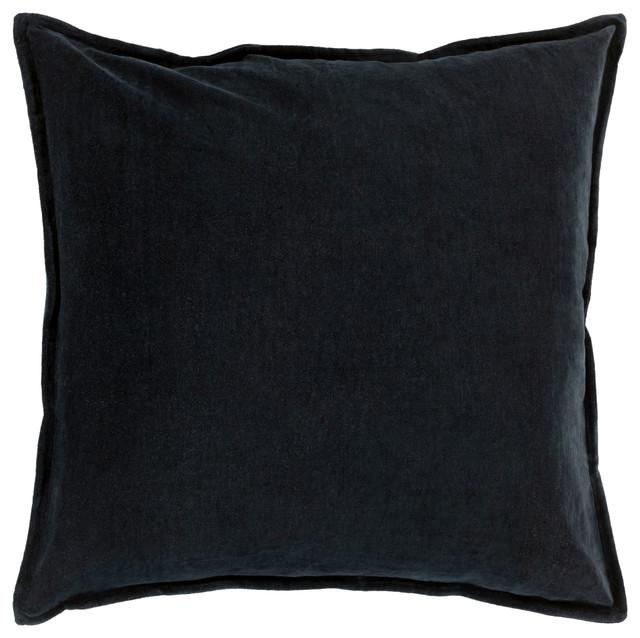 Cotton Velvet Decorative Pillows : Cotton Velvet Pillow Cover 13x20x0.25 - Contemporary - Decorative Pillows - by Surya