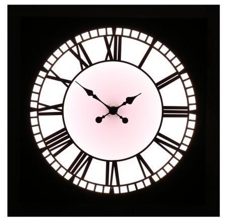 Big Ben Light Up Wall Clock