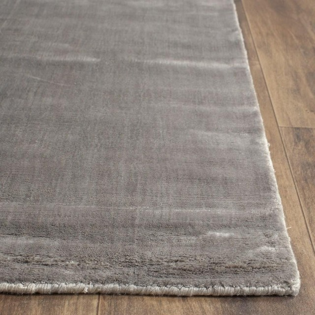 Safavieh Mirage Mir344r Graphite Rug, 8&x27;x10&x27;rectangle.