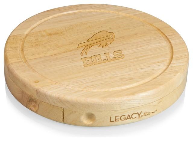 Buffalo Bills Brie Cheese Board And Tools Set