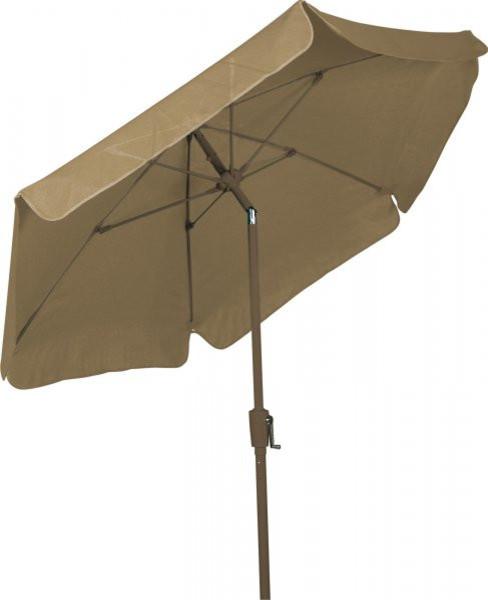7 5 39 Garden Umbrella Beige 90 H X 7 5 39 W X 7 5 39 D