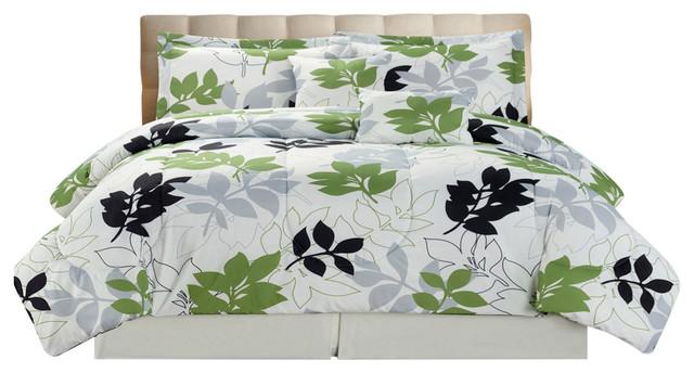 verdant 5piece comforter set queen
