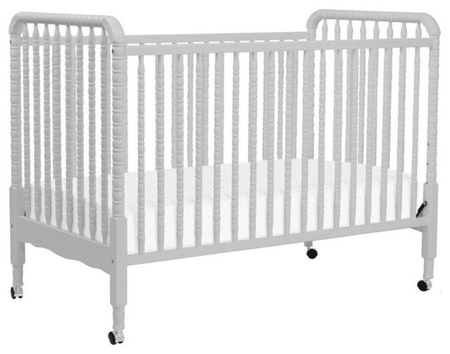 Da Vinci DaVinci Jenny Lind 3 In 1 Convertible Crib In