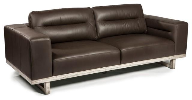 Lazzaro Leather Cooper Sofa Contemporary Sofas By Inc