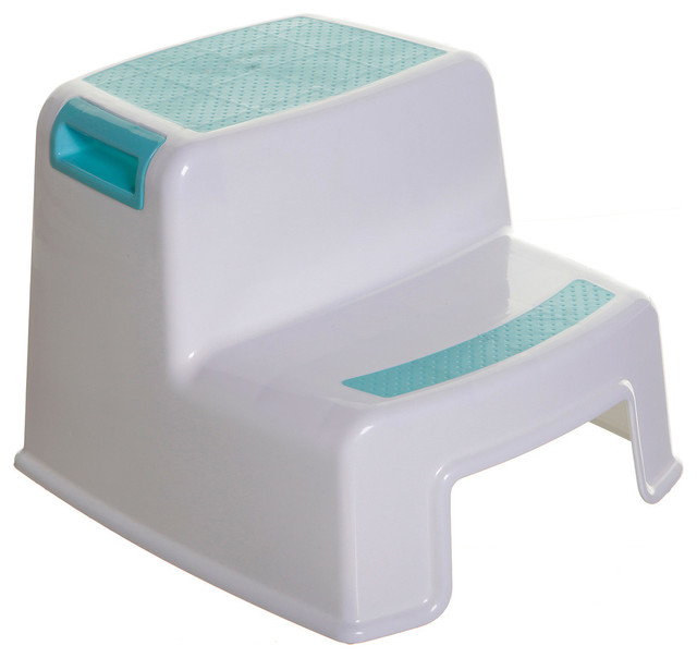 Dreambaby 2 Step Stool Aqua View In Your Room Houzz