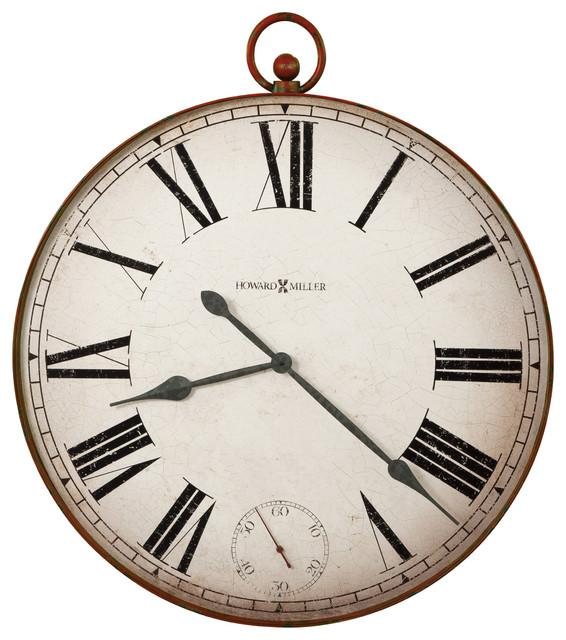 Howard Miller Gallery Pocket Watch Ii Wall Clock