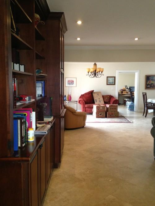Living Room Dining Room Color Scheme