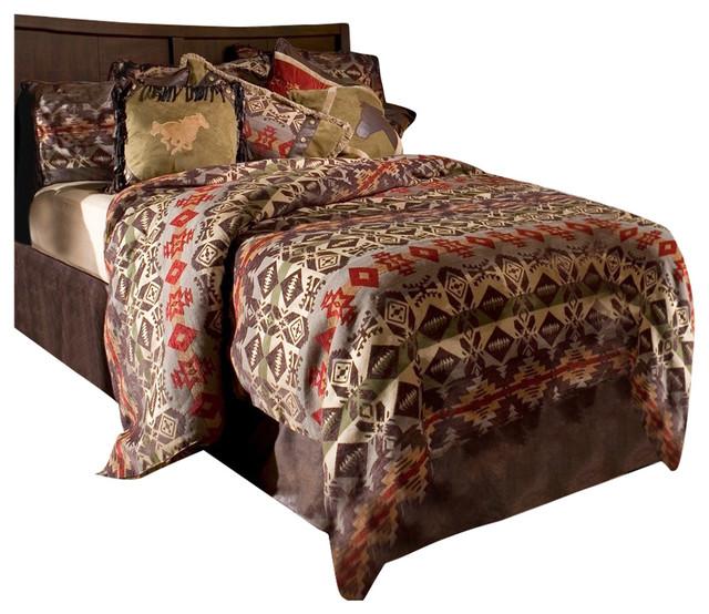 Shop Houzz Carstens Montana Bedding Set Bedroom