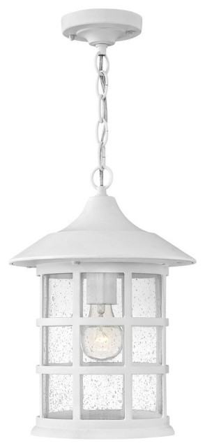 Hinkley Freeport Outdoor Large Hanging Lantern, Classic White