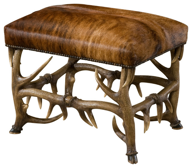 Lovely Theodore Alexander Nimble Stool Rustic Vanity Stools And Benches