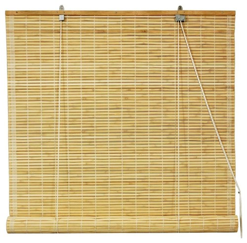are the bamboo shades light filtering light blocking. Black Bedroom Furniture Sets. Home Design Ideas
