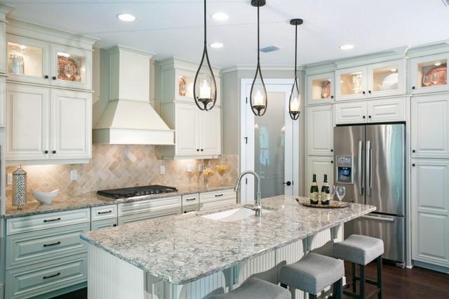 Intermezzo LG Viatera Quartz Colors Modern Kitchen  : modern kitchen countertops from www.houzz.com size 640 x 426 jpeg 75kB