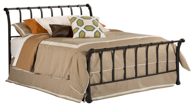 Janis King Bed Set, Rails Not Included.