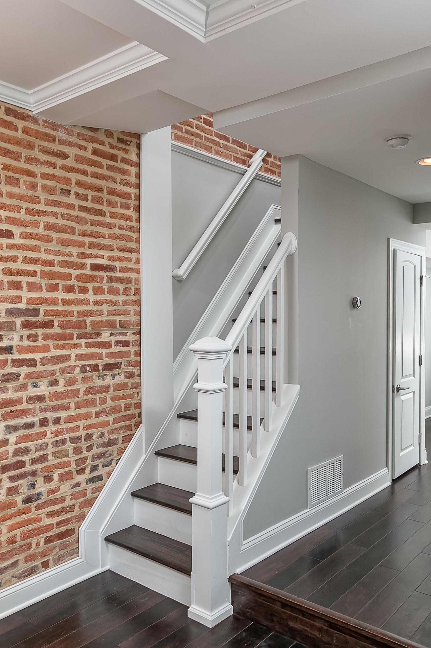 Upper Fells Row Home - Full Renovation (Castle St)