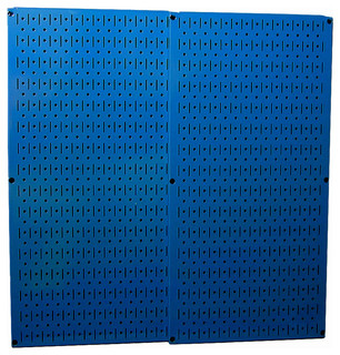 Wall Control - Pegboard Metallic Metal Pegboard Pack, Two Pegboard Tool Boards & Reviews   Houzz