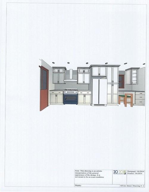 Critique on 1925 bungalow kitchen design for 1925 kitchen designs