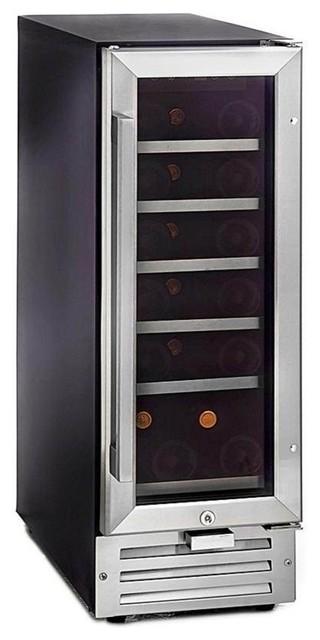 Whynter 18 Bottle Compressor Built In Wine Refrigerator