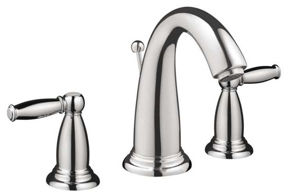 Hansgrohe Swing C Widespread Faucet With Lever Handle