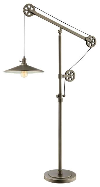 Lite Source Garrad Floor Lamp.